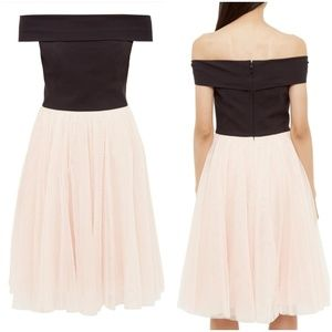 🍒NWT🍒 TED BAKER PRINSIE TULLE DRESS